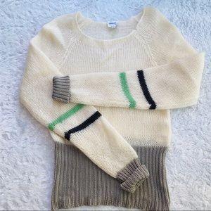 Armani Collezioni Antinea SRL wool/mohair sweater